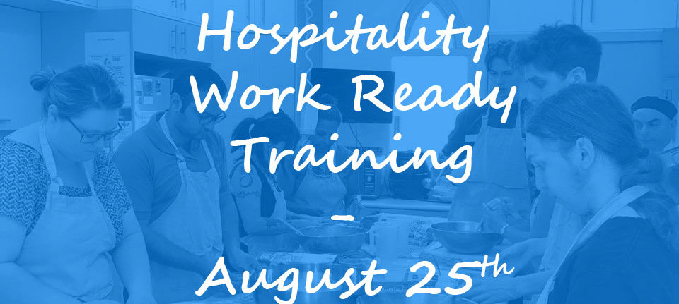 Hospitality Work Ready Training