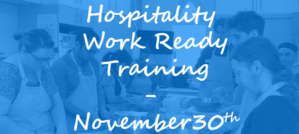 Hospitality Work Ready Training