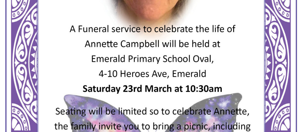 Annette Campbell