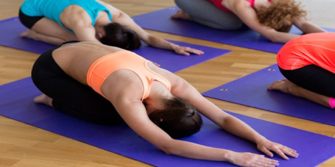 Yoga Stretch and Relax